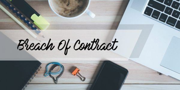 Can You Recover Lost Profits in a Breach of Contract Case?