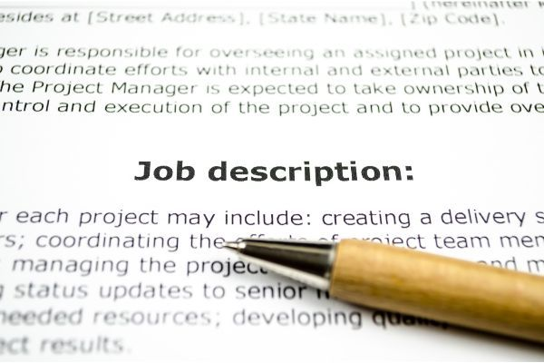 The Role of Job Descriptions in Employment Litigation